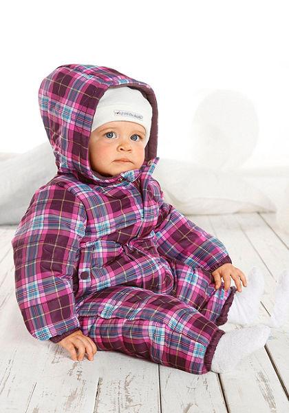 Zimní kombinéza, pro miminka