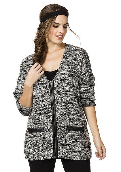 Pletený sveter, sheego Trend