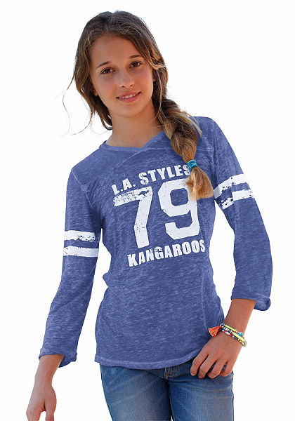 Kangaroos Tričko, pro dívky