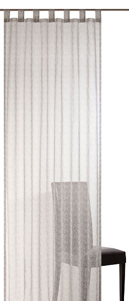 Függöny, Elbersdrucke, »szívecske mintákkal« (2 db)