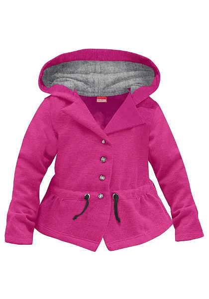 Kidoki Mikina s kapucňou, pre dievčatá
