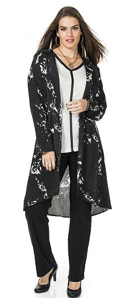 Sheego Divatos Kimono köpeny