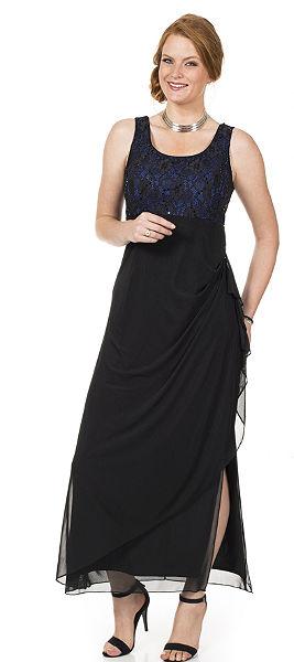 sheego Class Večerné šaty