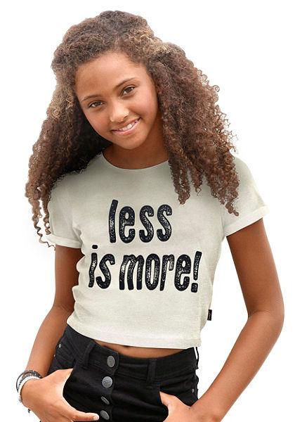 Arizona rövid fazonú póló, lányoknak