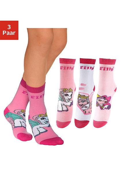 Detské ponožky, Filly