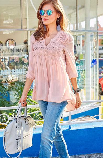 Aniston Hosszú blúz