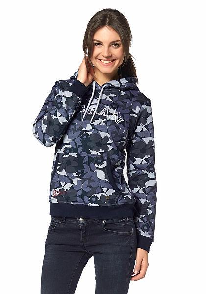 Ocean Sportswear Mikina s kapucí