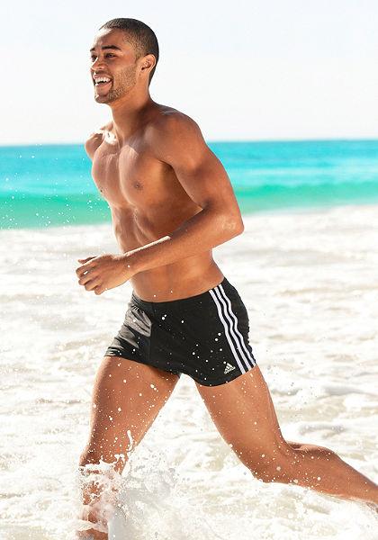 Boxerkové plavky, adidas Performance