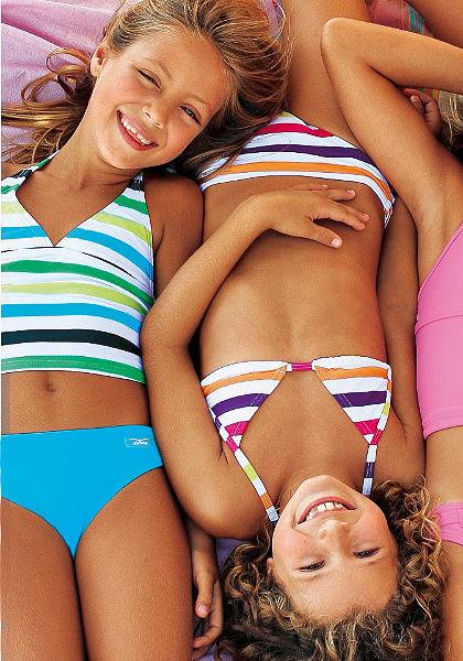 Trojúhelníkové bikiny, Venice Beach Girls