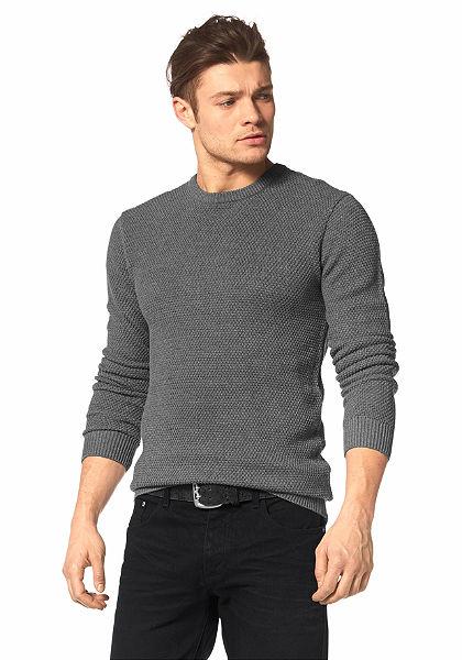 John Devin kötött pulóver