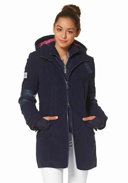 Kangaroos rövid kabát