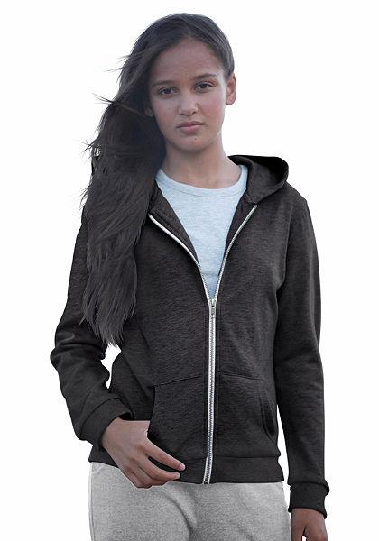 kidsworld Mikina s kapucí, pro dívky