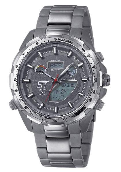 ETT kronográf óra, »EGT-11271-21M«