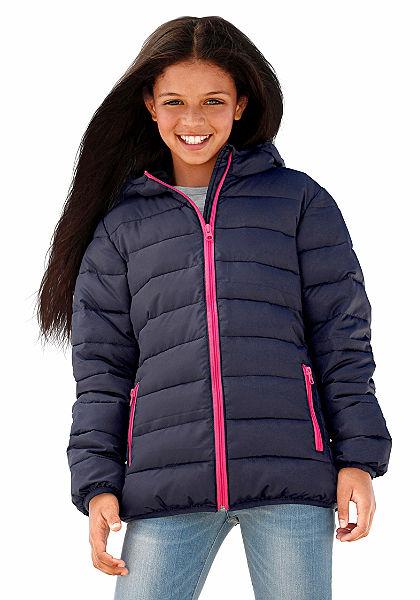 Arizona Prešívaná bunda, pre dievčatá