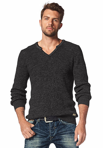 Blend kötött pulóver