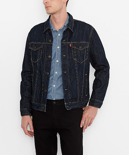 Levi's® farmer dzseki »The Trucker Jacket«