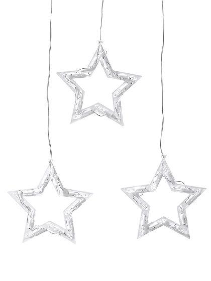 Csillag függöny
