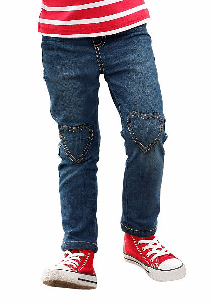 Kidoki Podšité džínsy, pre dievčatá