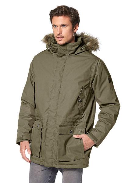 Nepremokavý kabát