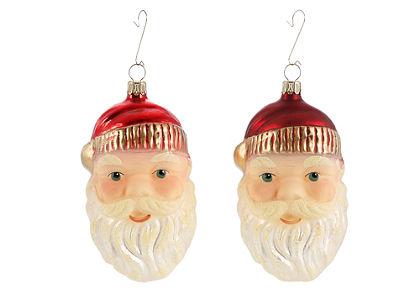 Thüringer Vianočná ozdoba - mikuláš »advent« (2-dielne)