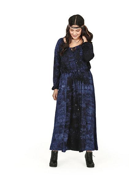 sheego Trend maxiruha batik nyomással