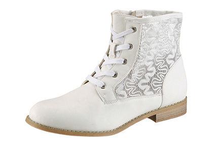 Šnurovacie topánky vysoké