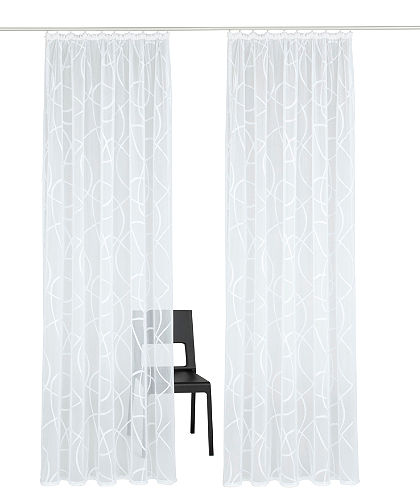 Záclona, my home »Louga« (2 ks)