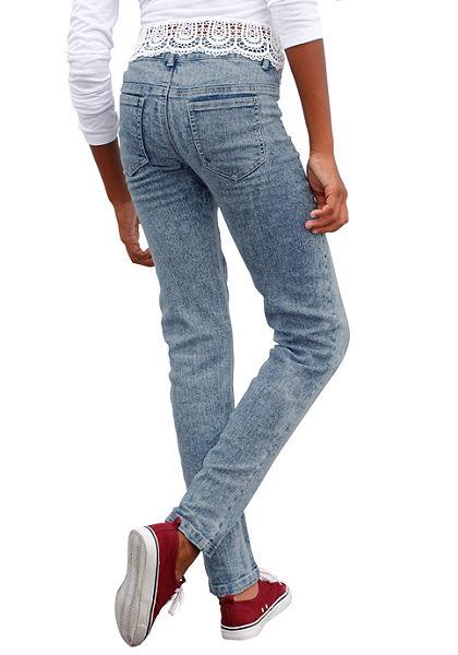 Arizona Džínsy v strihu Skinny, pre dievčatá