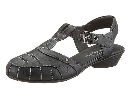 Topánky s otvorenou pätou, City Walk