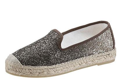 Vidorreta fényes espadrille cipő
