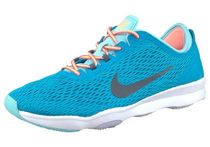 Nike Zoom Fit Wmns Fitnessová obuv