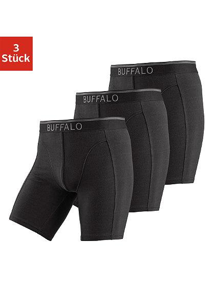 Dlouhé boxerky, Buffalo