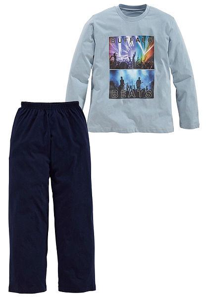 Buffalo pizsama, hosszú