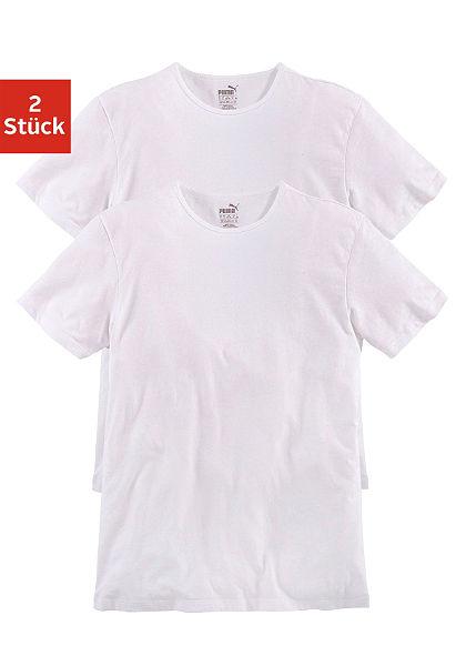 Puma kerek nyakú póló (2 db), kényelmes póló szuper minőségben