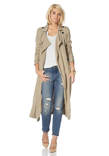 Laura Scott Přechodný kabát