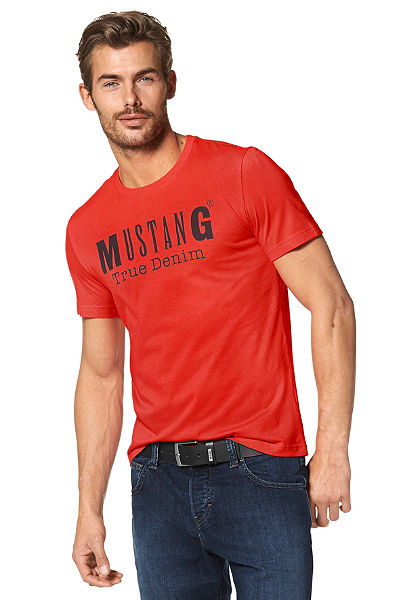 Mustang Tričko