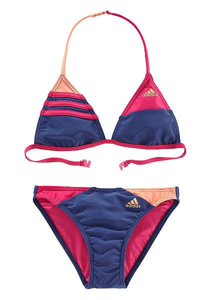 Lányka háromszög fazonú bikini, adidas Performance