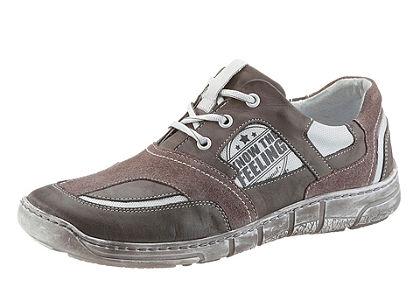 Kacper fűzős cipő különböző anyagokból