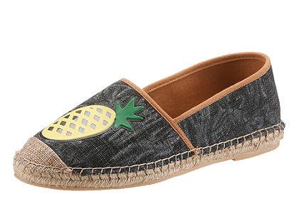Arizona vászoncipő, gyümölcs motívummal