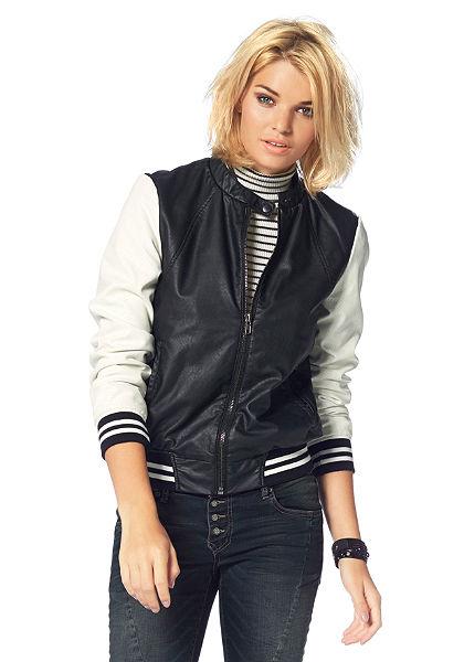 Laura Scott műbőr dzseki