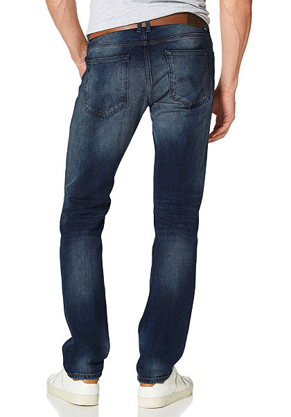 Tom Tailor Denim Slim fit farmernadrág »Aedan«