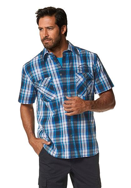 Man's World Košeľa, krátké rukávy