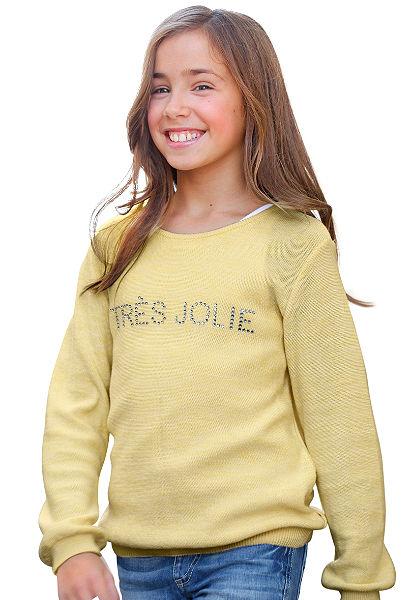 CFL Lányka pulóver
