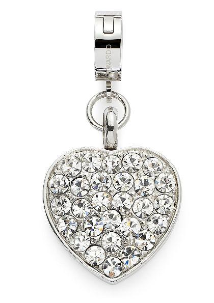 Jewels by Leonardo charm medál üvegkövekkel, »darlin´s glamoroso, 015521«