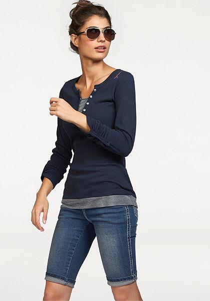 KangaROOS® Tričko 2 v 1 s dlouhým rukávem