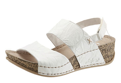 RIEKER Sandály na platformě