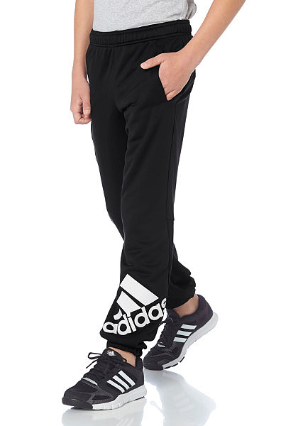 adidas Performance LOCKER ROOM BRAND LOGO PANT Športové nohavice