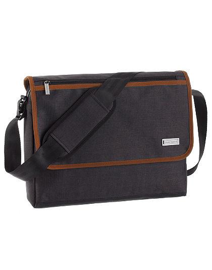 Bruno Banani messenger táska párnázott laptoptartóval
