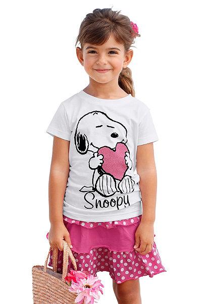 Tričko a sukňa