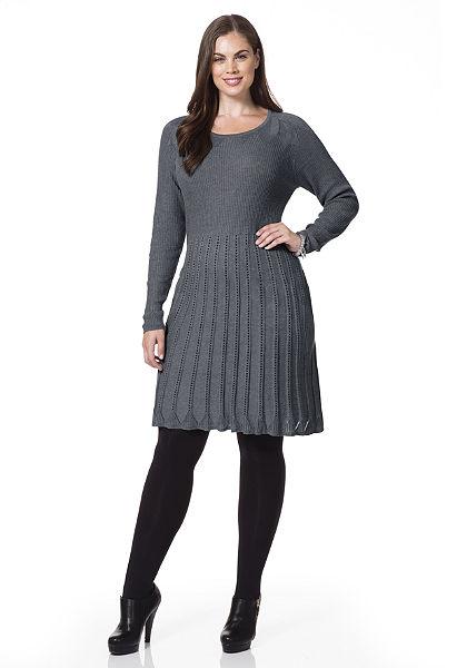 sheego Style Kötött ruha